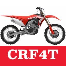 Jetting for Honda CRF 4T Moto