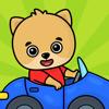 Barnspel - bilspel för barn 2+