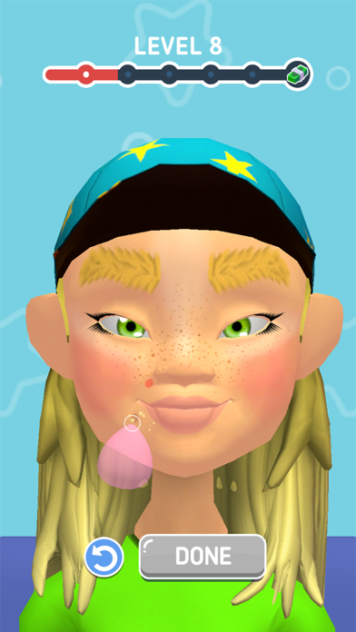 Perfect Makeup 3D screenshot 4