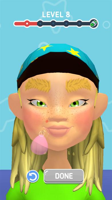 Perfect Makeup 3D screenshot 4