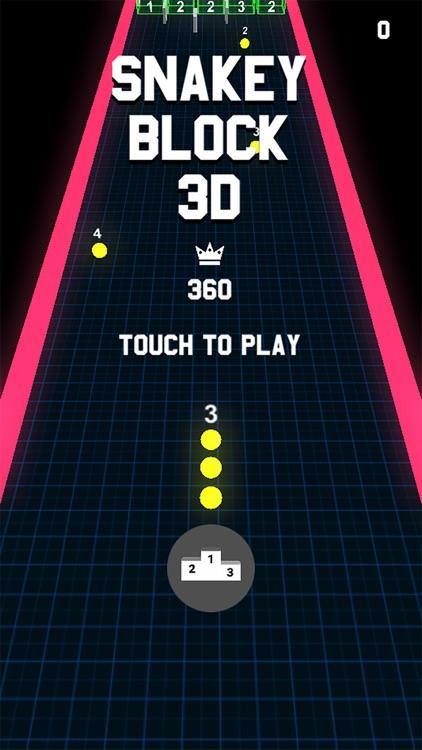 Snakey Block 3D screenshot-3
