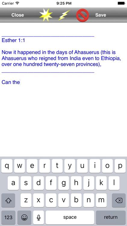 World English Voiced Bible App