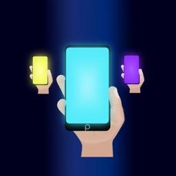 LightUp - Mobile Card Stunt