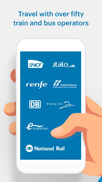 Rail Europe - Formerly Loco2 screenshot-4