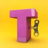 Typotastic - 3D text on photos