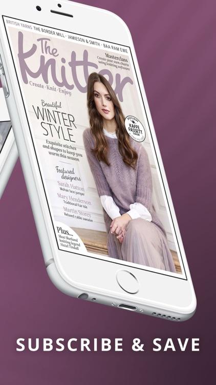 The Knitter Magazine screenshot-4