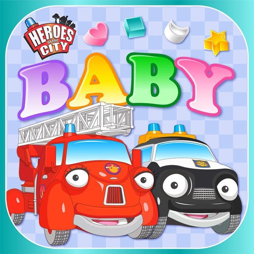 Heroes of the City Baby App