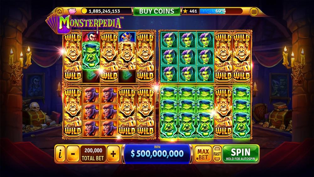 aria casino slots Online