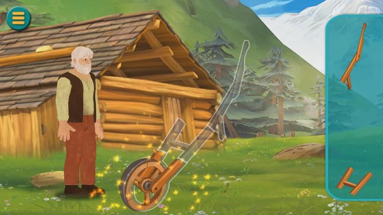 Heidi: Mountain Adventures screenshot-4