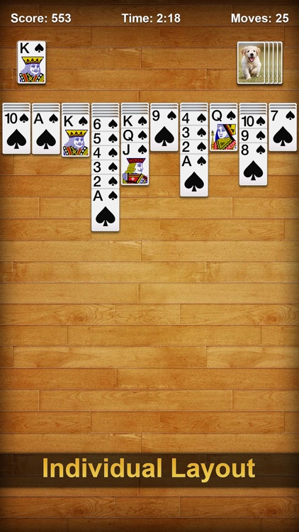Spider Solitaire ・2021 screenshot-2