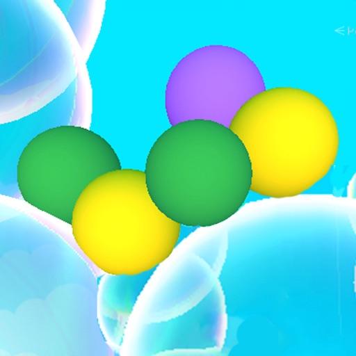 Bubble Ball Rush