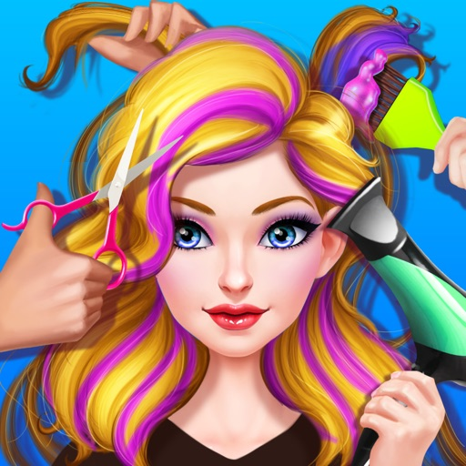 Hair Stylist Fashion Salon™ iOS App