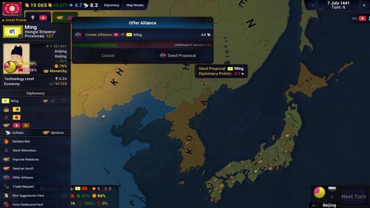 Age of History II screenshot-5