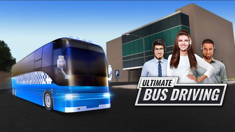 Ultimate Bus Driver Simulator screenshot-5