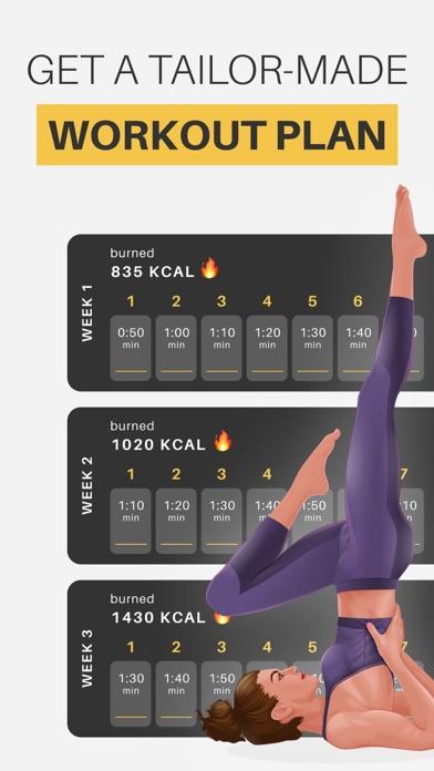 Yoga-Go: Yoga For Weight Loss Screenshot