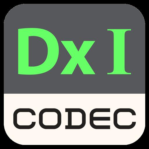 DxI Codec — for dbx-I/Disc