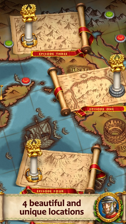 Roads of Rome: New Generation. screenshot-3