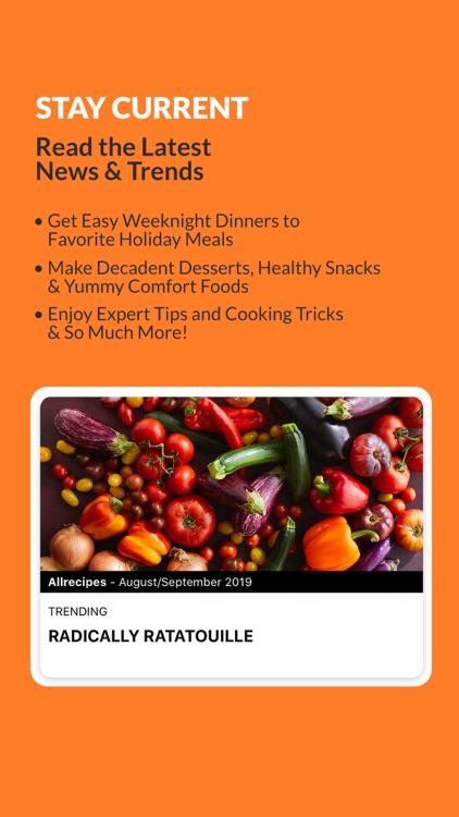 Allrecipes Magazine screenshot-3