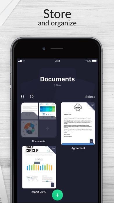Scan Hero: PDF Scanner App Screenshot