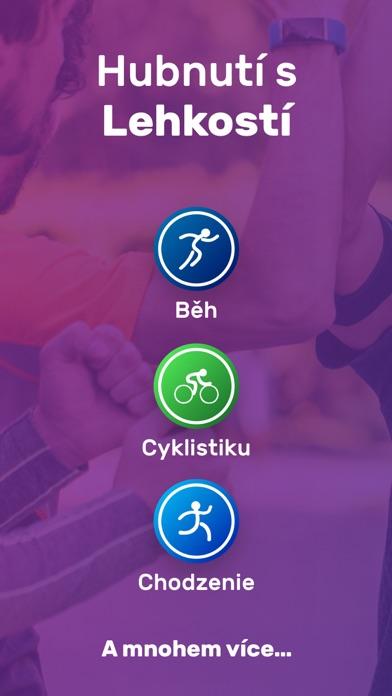 Screenshot for FITAPP Běh Ztráta Váhy Chůze in Czech Republic App Store