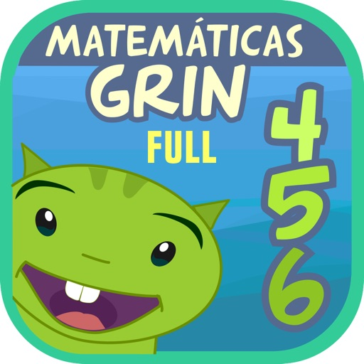 Matemáticas con Grin 456 FULL
