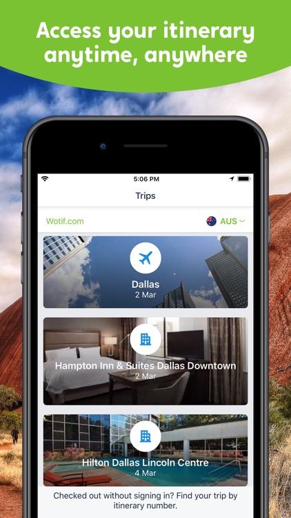 Wotif Hotel, Flight & Packages screenshot-5