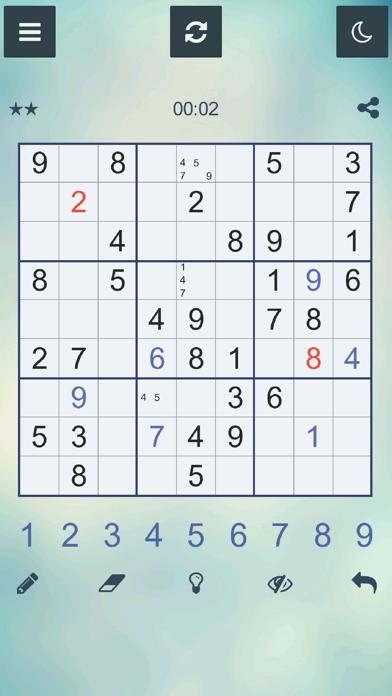 ™ SudokuCaptura de pantalla de1