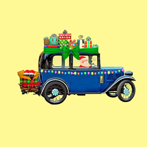 Christmas Cars download