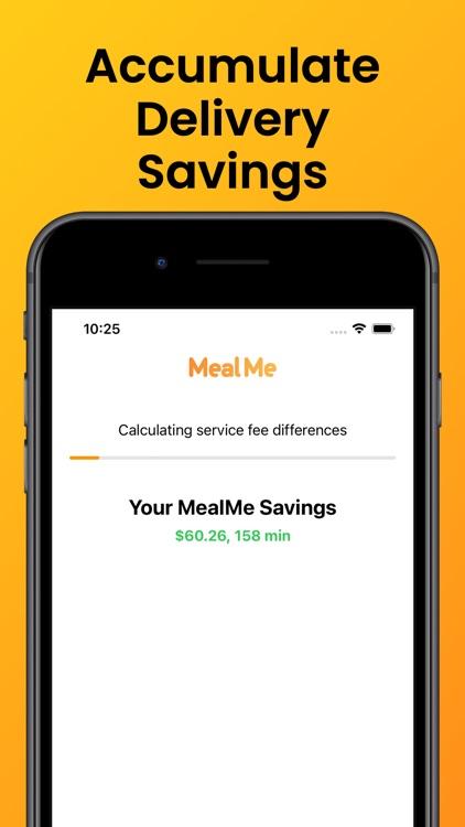 MealMe: The Cheapest Food App screenshot-6