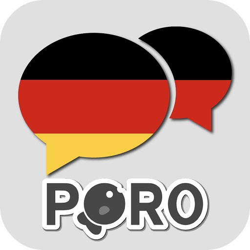 PORO - Learn German