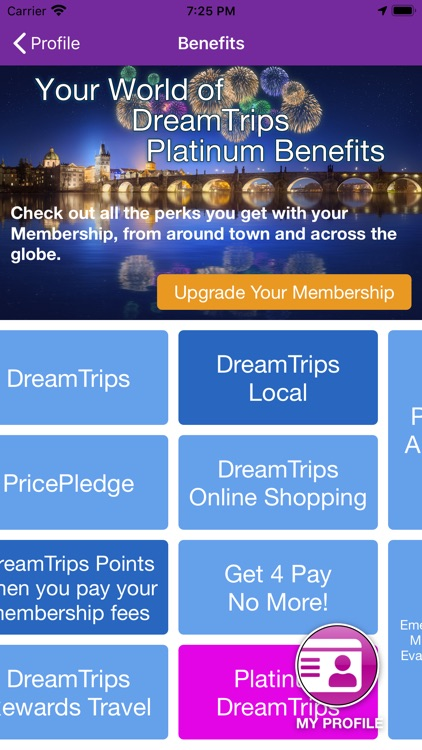 DreamTrips screenshot-8