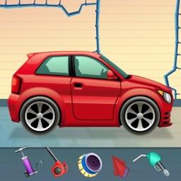 Little Car Wash Makeover Spa