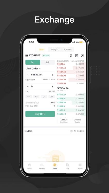 XT.COM - Buy & sell Bitcoin screenshot-3