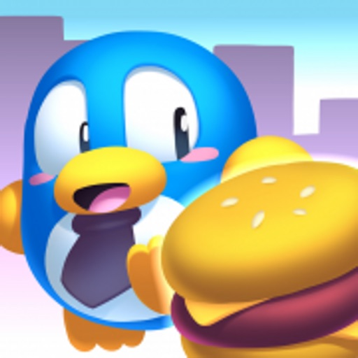 Picnic Penguin  icon