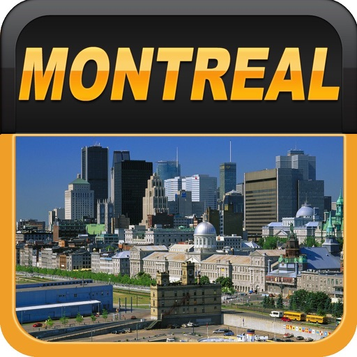 Montreal Offline Travel Guide