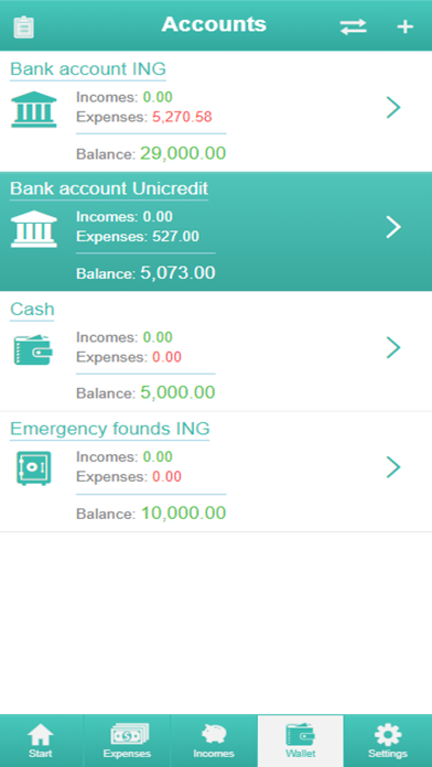 Budgeting & Business Planning app image