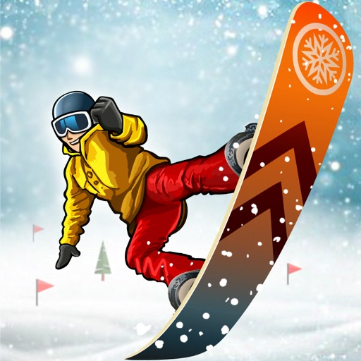 Skater Dash : Skiing