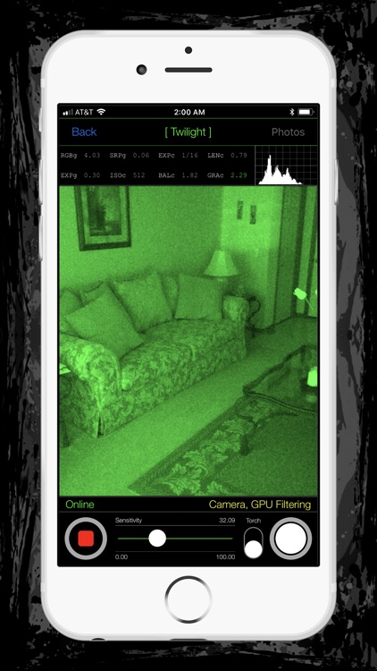 Ghost Science M3 screenshot-8