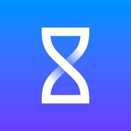 Timer & stopwatch - Timeglass