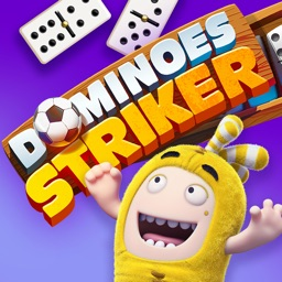 Oddbods Dominoes Striker