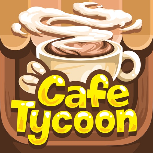 Idle Cafe Tycoon - Tap Story