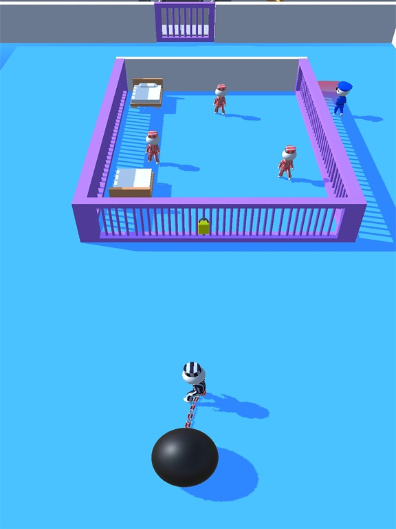 Prison Wreck: Destroy & Escape screenshot 7