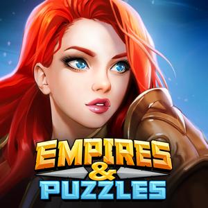 Empires & Puzzles: RPG Quest - Games app