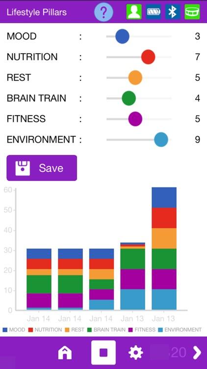 FocusBand NeuroSelfCare screenshot-3