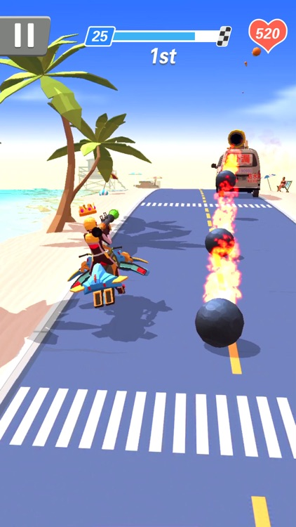 Racing Smash 3D screenshot-8