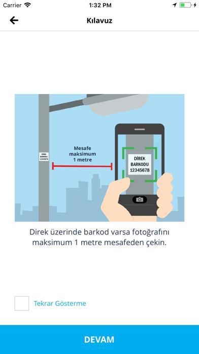 AYDINLATMA MOBİL TAKİP screenshot two