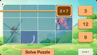 Hidden Video - Math Puzzles screenshot 3