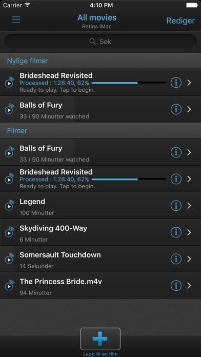 Screenshot for VLC Streamer in Norway App Store