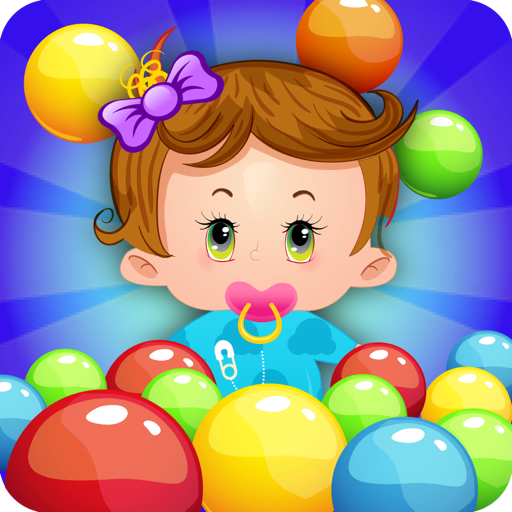 Kindergarten Bubble Shooter