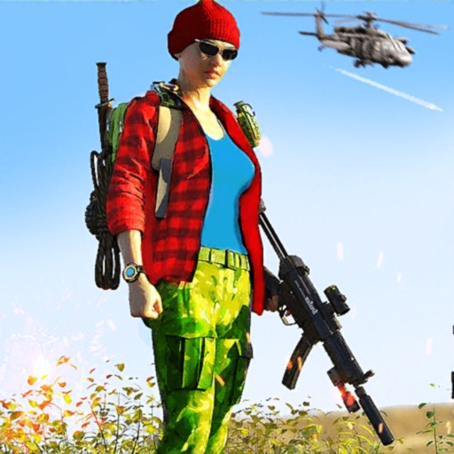 FPS Commando Action Shooting